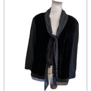 Lafayette 148 Jacket Blazer Coat Boucle Size 18